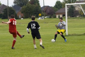 Goalie: A+